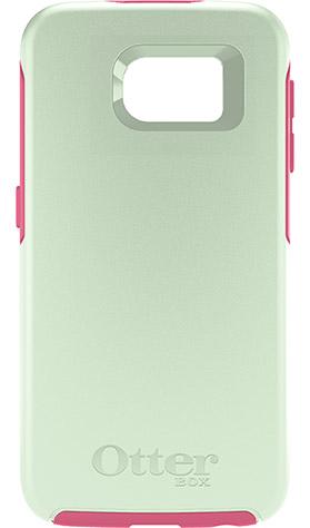 Best cases for Samsung Galaxy S6 - Otterbox Symmetry Series Case - Analie Cruz