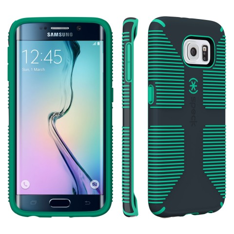Best cases for Samsung GalaxyS6 and S6 Edge - Speck CandyShell Grip Case  - Analie Cruz -