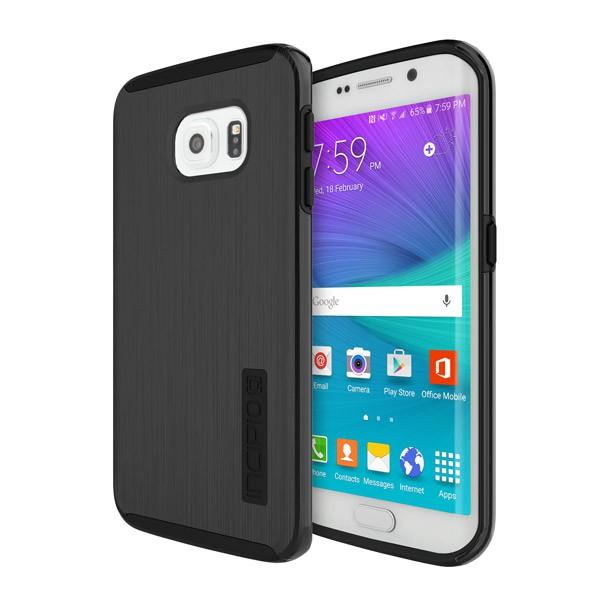 Best cases for Samsung GalaxyS6 and S6 Edge - incipio protective dualpro shine samsung galaxy s6 edge case black - Analie Cruz -