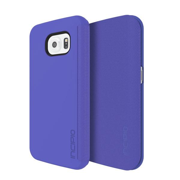 Incipio LANCASTER Ultra thin folio case - Samsung Galaxy S6 - GalaxyS6 Edge - Analie Cruz