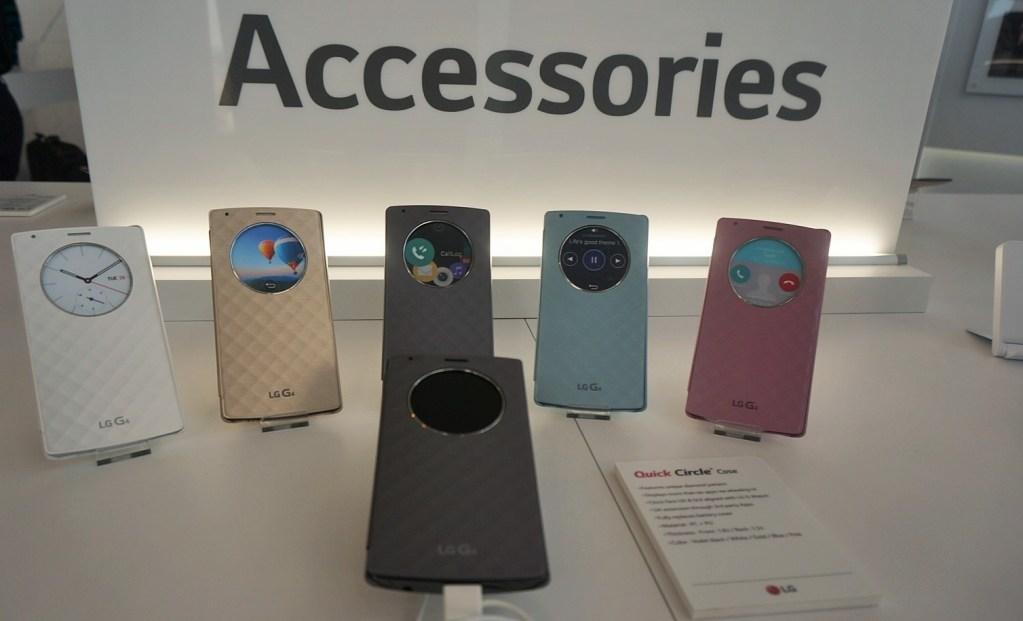 LG G4 - #LGG4 - accessories - Analie Cruz