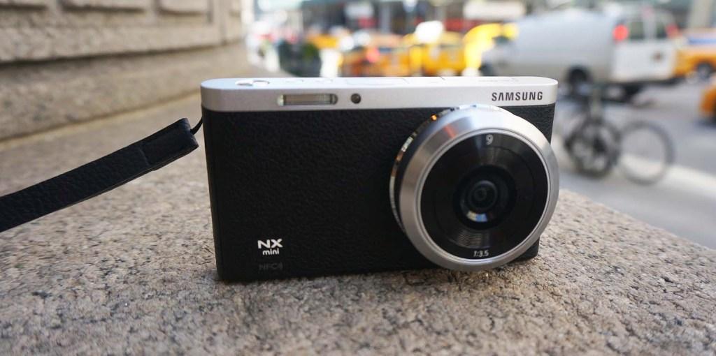 Samsung NX Mini Review - Camera - Analie Cruz
