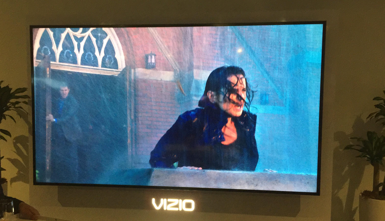 vizio tv 80 inch 4k. vizio m-series led ultra hd smart tv - analie cruz event (2 tv 80 inch 4k
