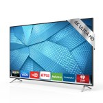 Vizio M-Series Ultra HD LED Smart TV  Hero Angled - Analie Cruz