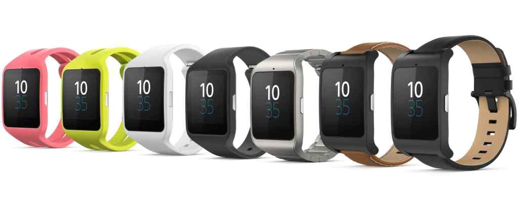 Sony SmartWatch 3 Review - Available Bands  - Analie Cruz