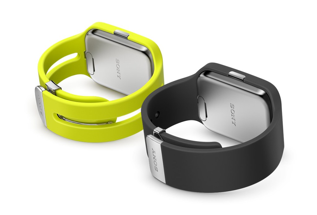 Sony SmartWatch 3 Review - Clasps - Lime and black  - Analie Cruz