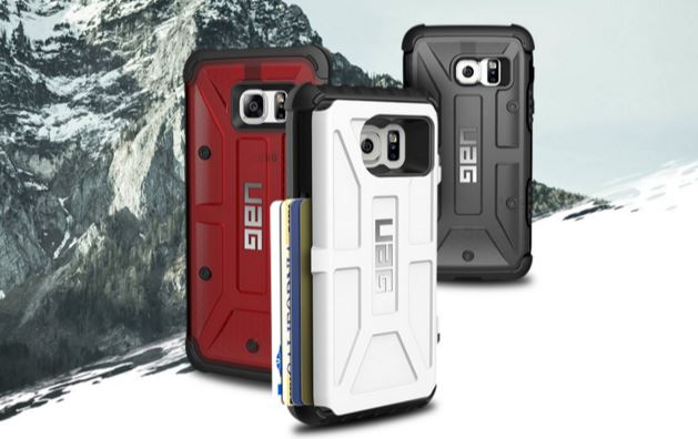 sale retailer 64c81 d9d77 Urban Armor Gear Announces Cases for Samsung Galaxy S7 -