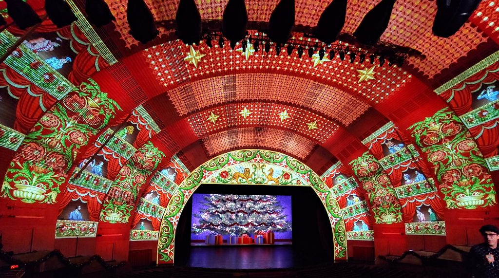 Radio City Rockettes Christmas Spectacular - Intel Drones - 4